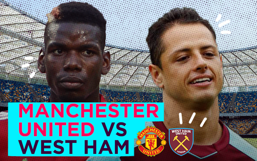 ¡Vive en vivo el debut de Chicharito! Manchester United vs West Ham