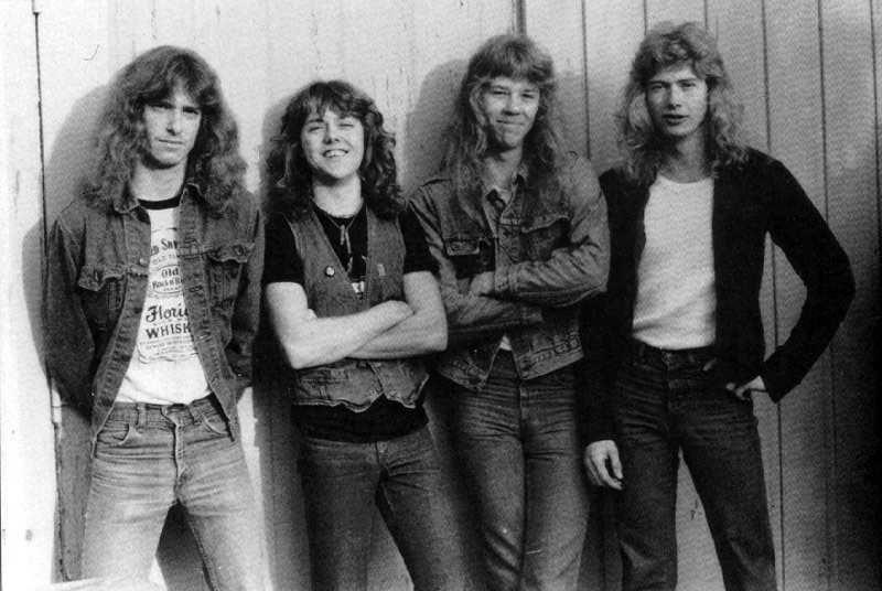 """¿Metallica tuvo la culpa del """"mal sonido"""" del disco '…And Justice for All'?"""