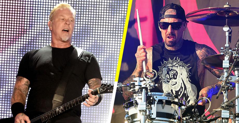 Así sonaría el 'Kill 'Em All' de Metallica interpretado por Blink-182