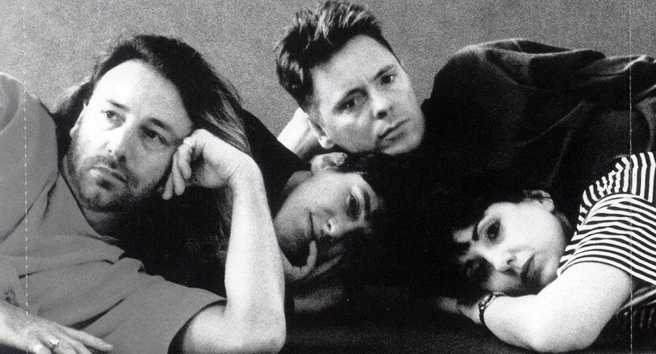Surge audio del LEGENDARIO concierto de New Order en 1983