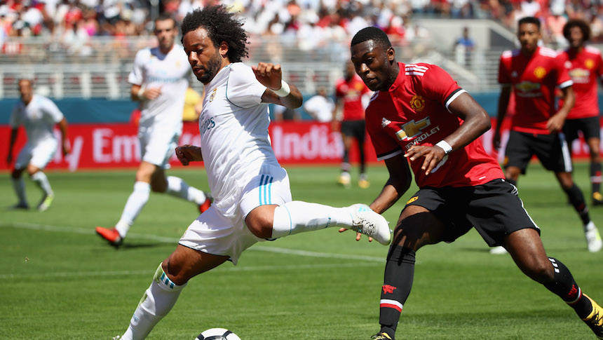 Supercopa: Real Madrid vs Manchester United en vivo aquí