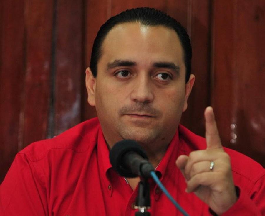 Roberto Borge Angulo, exgobernador de Quintana Roo