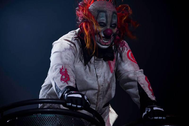 """Shawn Crahan: """"La mayoría de la gente no conoce la definición de Slipknot"""""""