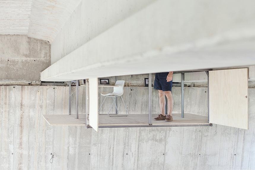 Valencia - Estudio bajo puente