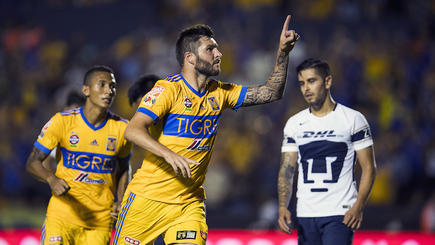 Sigue la paternidad: Tigres derrota a Pumas y le pone un baile