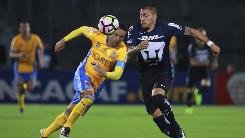 Sigue el Tigres vs Pumas en vivo aquí
