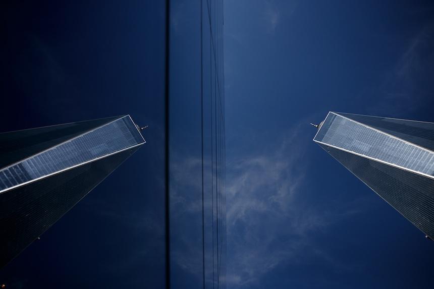 One World Trade Center - Reflejo
