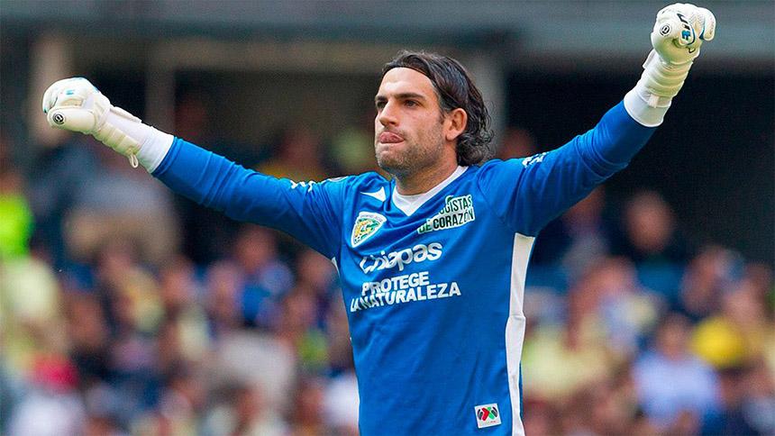 Jorge Villalpando pasó del retiro a ser titular con Lobos BUAP