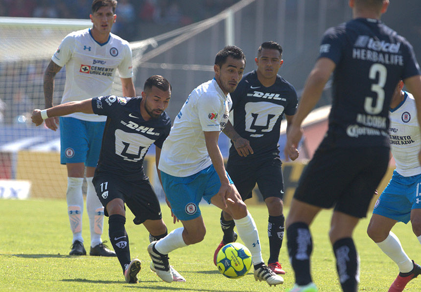 La CDMX seguirá sin fut: El Pumas-Cruz Azul se mueve a Querétaro