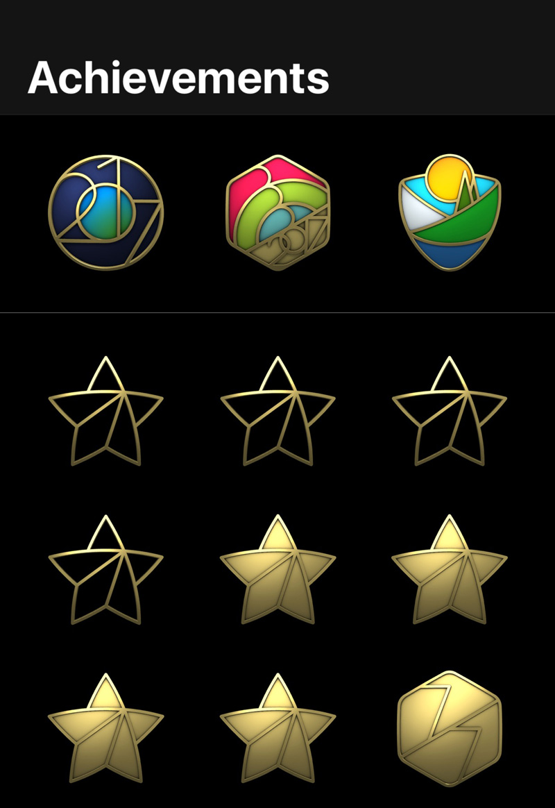 Badges Apple Watch