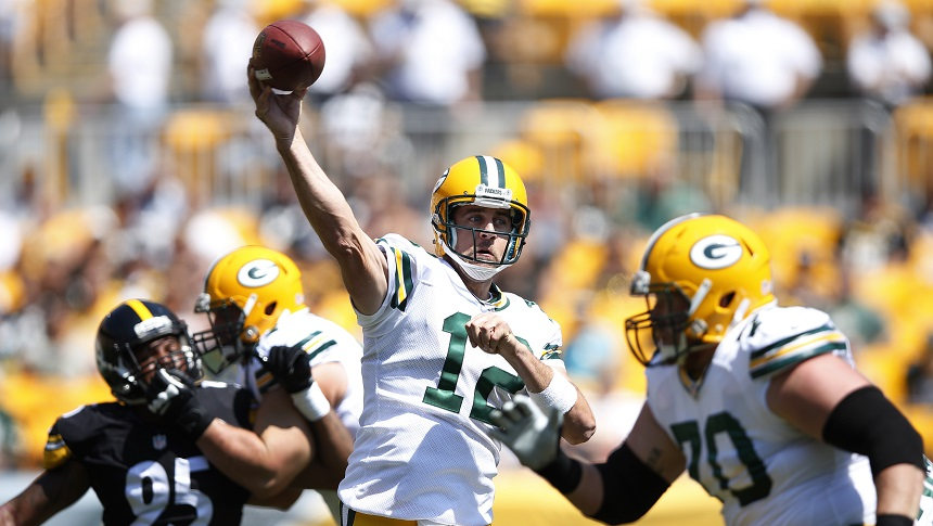 Los Packers van por la NFC Norte y el Super Bowl
