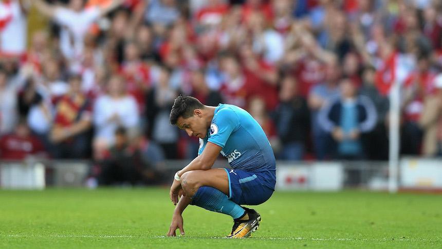 El Manchester City demandaría al Arsenal por el caso Alexis Sánchez