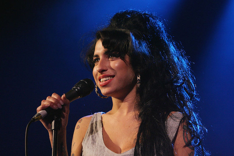 Los 10 mejores covers que hizo Amy Winehouse