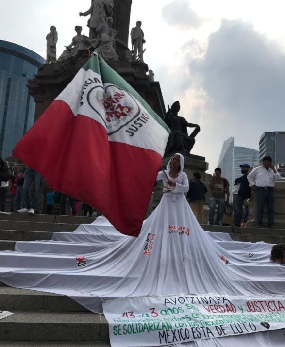 Ayotzinapa a 3 años
