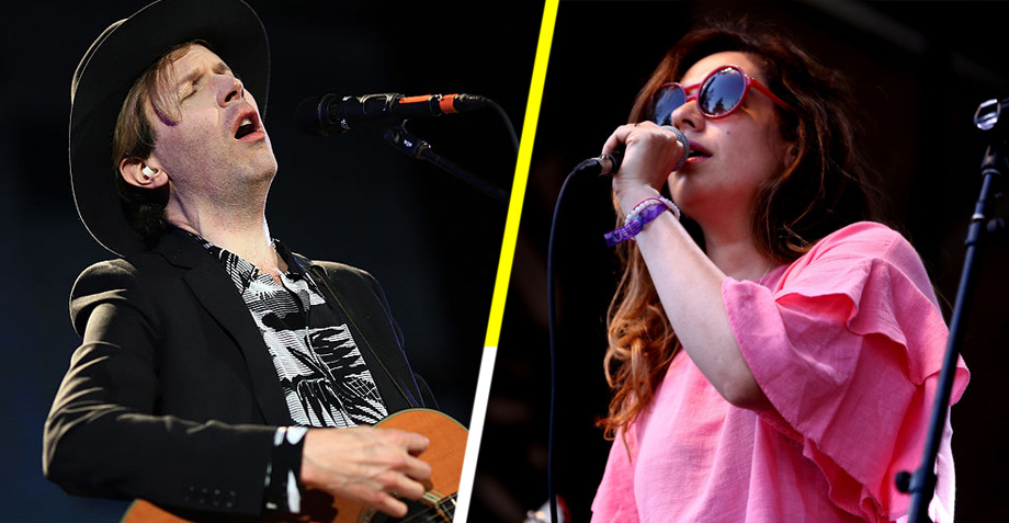 El nuevo álbum de Beck tendrá una colaboración sorpresa con Feist