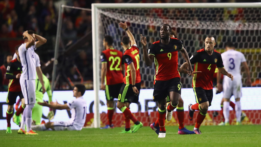 Bélgica clasifica al Mundial y los demás resultados de la Fecha FIFA