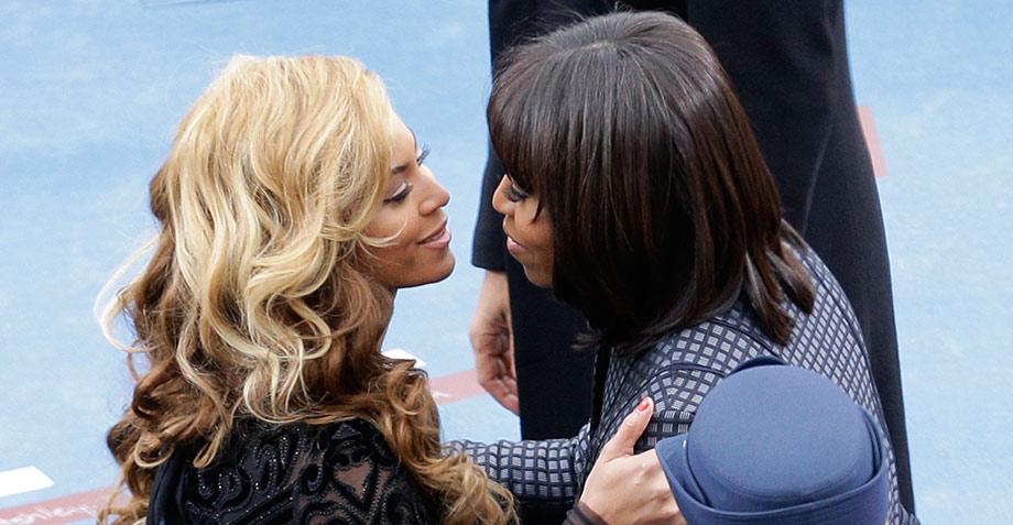 Michelle Obama se convierte en Beyoncé para festejar su cumpleaños