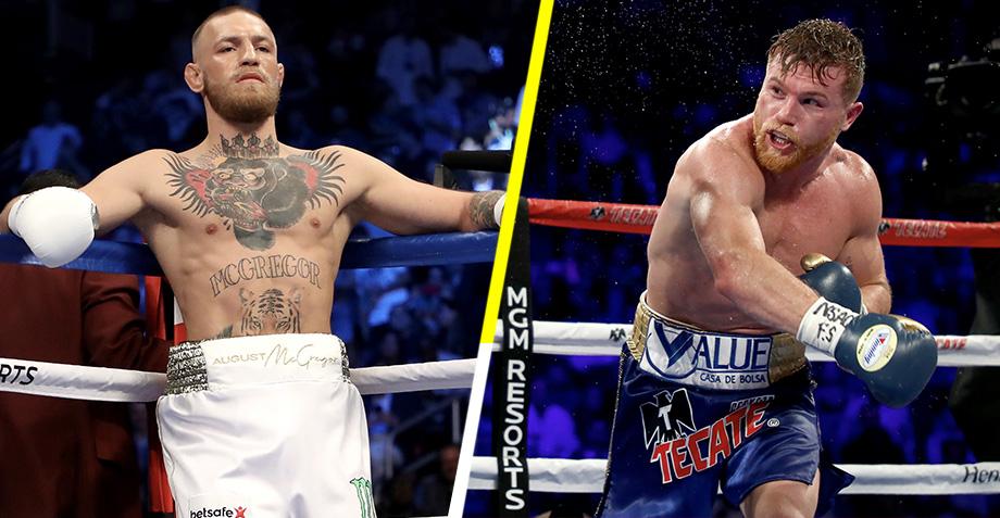 Canelo Álvarez, ¿el siguiente rival de McGregor?