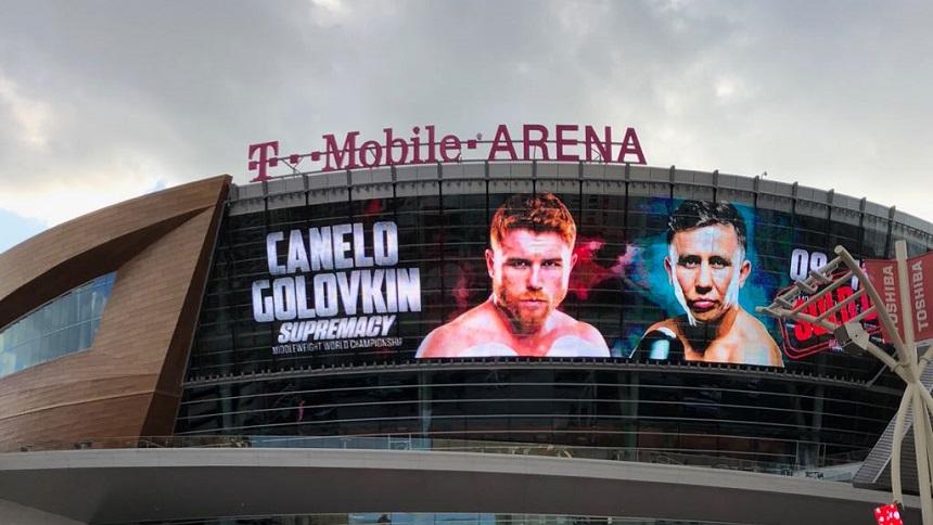 Sigue en vivo round por round la pelea entre Canelo Álvarez y Gennady Golovkin
