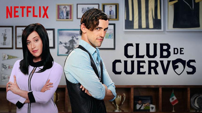 ¡Ya está aquí el tráiler de la tercera temporada de Club de Cuervos!