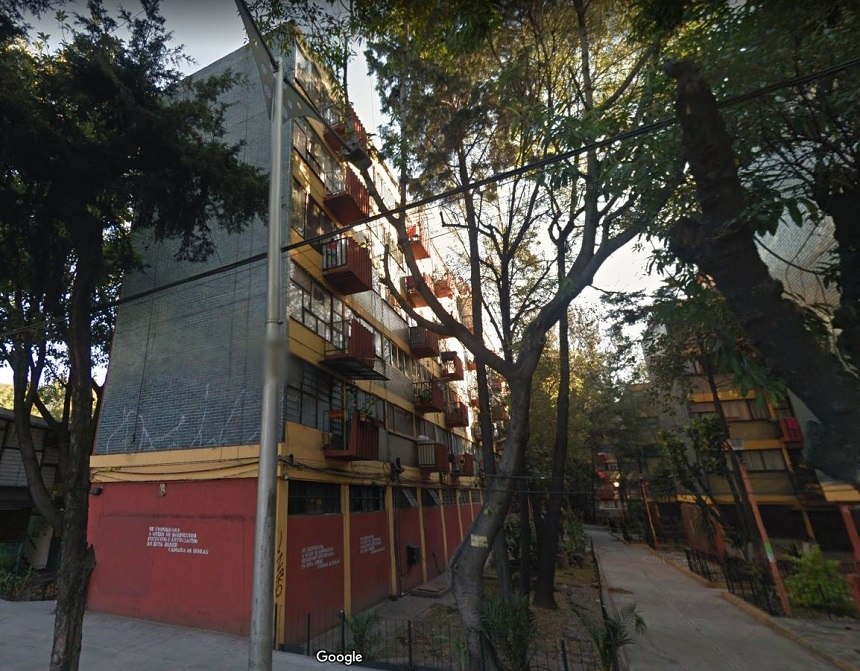 Conjunto urbano de Tlalpan