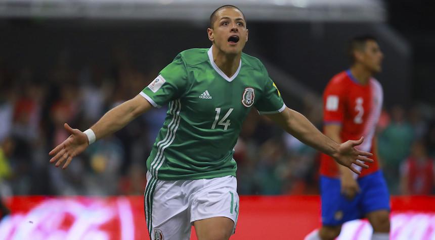Sigue el Costa Rica vs México en vivo aquí