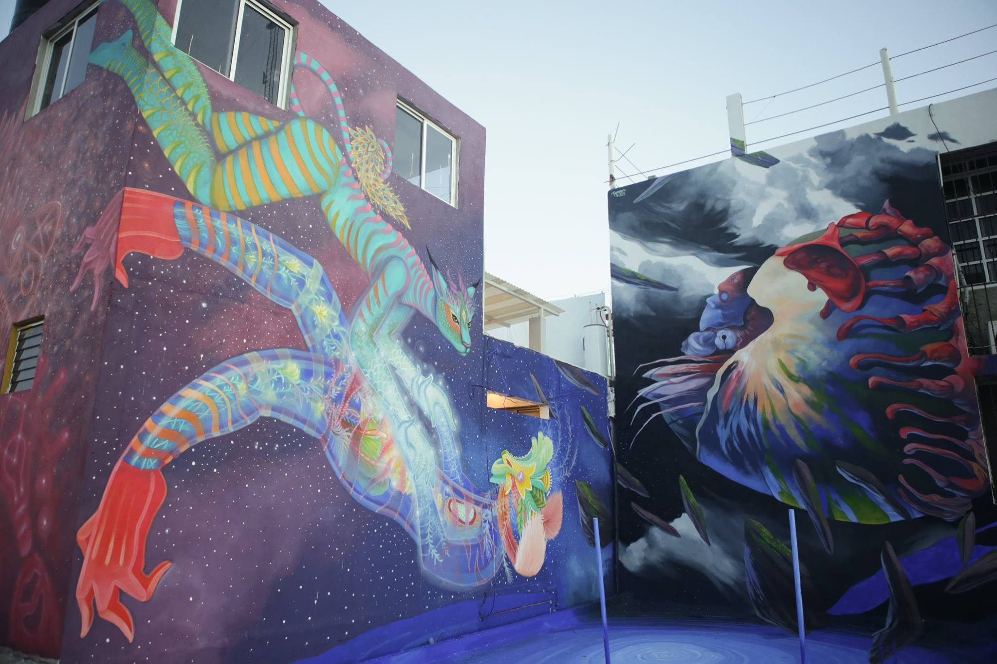 mural de Curiot