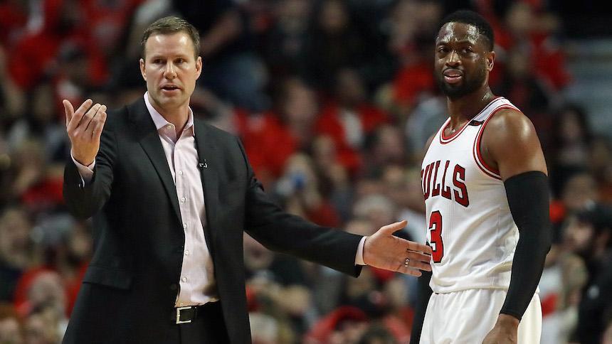 Se acabó: Dwyane Wade deja a los Chicago Bulls y se vuelve agente libre