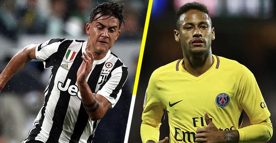 """""""Cuando se retiren Messi y Cristiano, Dybala y Neymar pelearán por el Balón de Oro"""""""