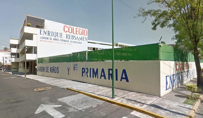 Escuela Primaria Enrique Rébsamen