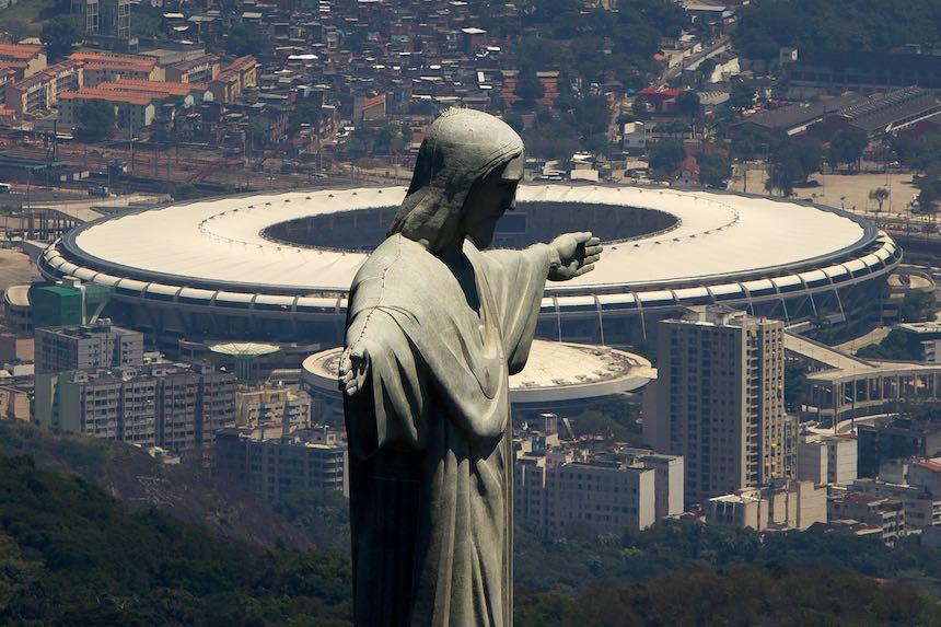 Así se ven las instalaciones en Río después de los Juegos Olímpicos