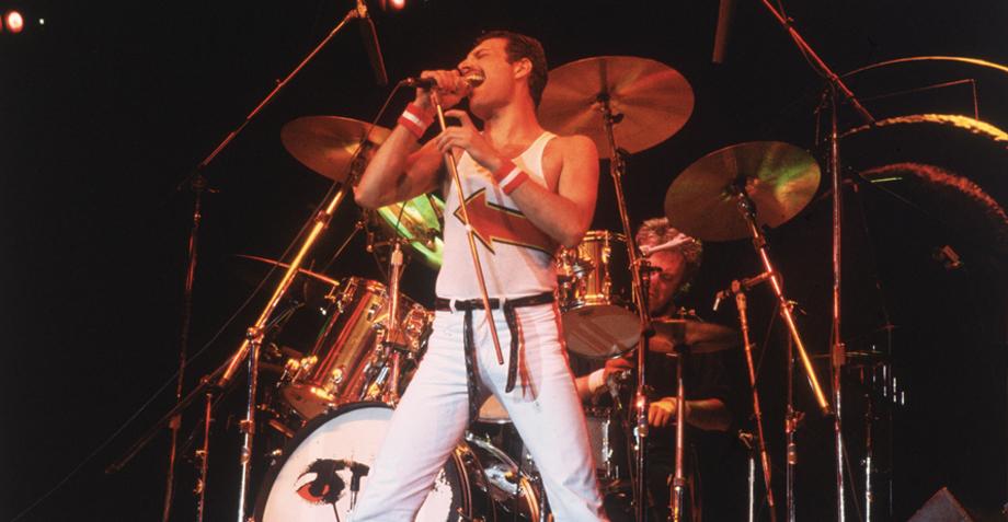 Siete raras colaboraciones de Freddie Mercury sin Queen
