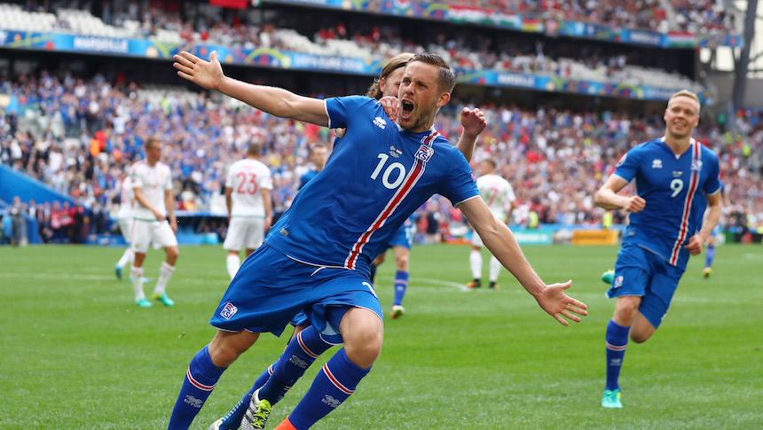 Islandia derrota a Ucrania y se acerca al Mundial de Rusia