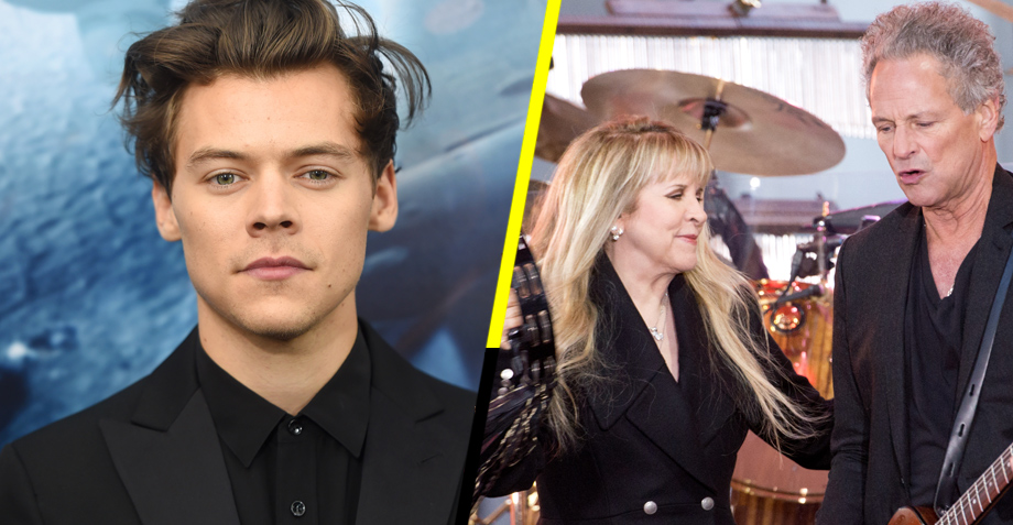 "Harry Styles hace cover de Fleetwood Mac con ""The Chain"""