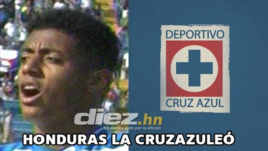 """""""Honduras la cruzazuleó"""": afirma la prensa de aquel país"""