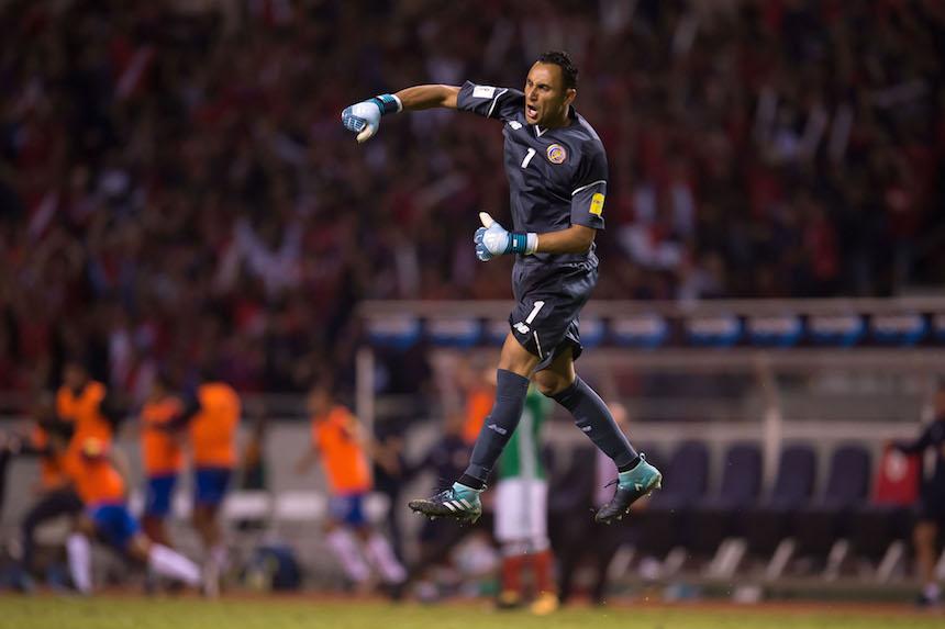 México y Costa Rica empatan en duelo de porteros y los Ticos ya casi están en el Mundial