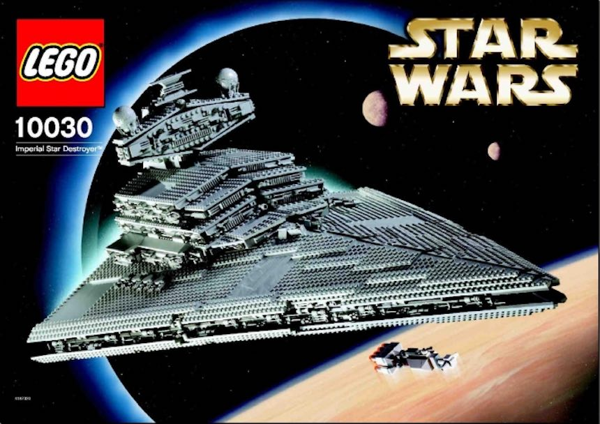 LEGO - Star Destroyer
