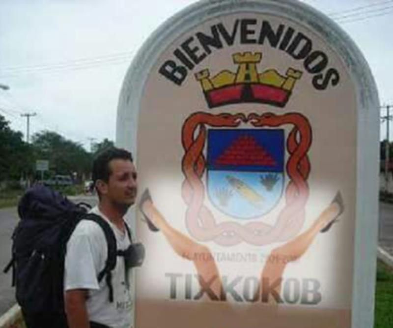 Meme del alcalde de Tixkokob