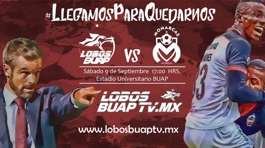 """No es broma: surge """"Lobos BUAP TV"""", transmitirá los partidos del equipo"""