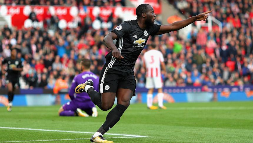 ¡Partidazo! Stoke City y Manchester United se repartieron los puntos