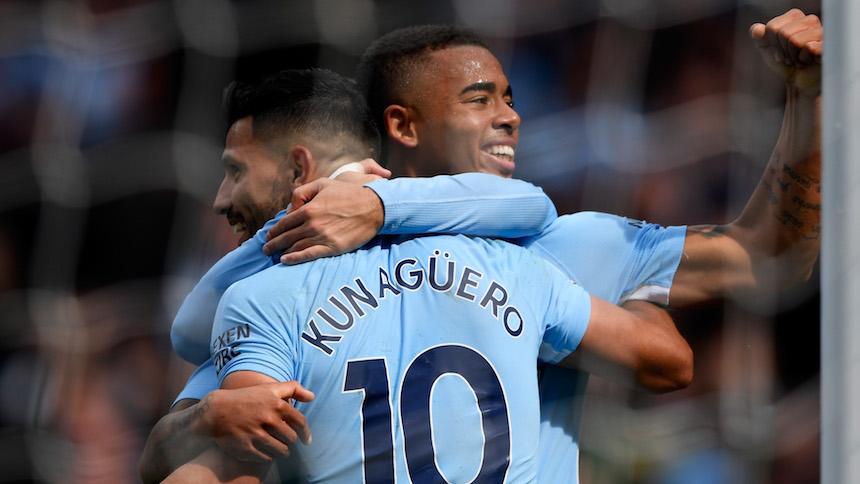 """Humillación total: Manchester City le metió """"una manita"""" al Liverpool"""