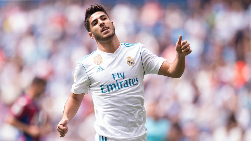 Marco Asensio es baja del Real Madrid por depilarse las piernas