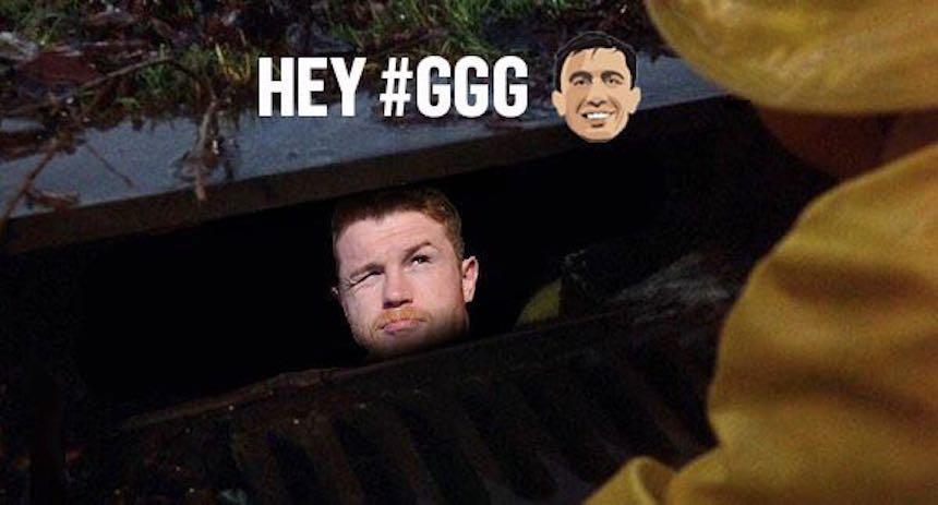 Los mejores memes del espectacular empate entre Canelo y Golovkin