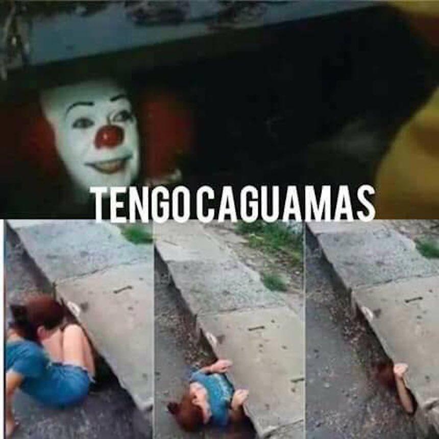 Memes de IT - Caguamas