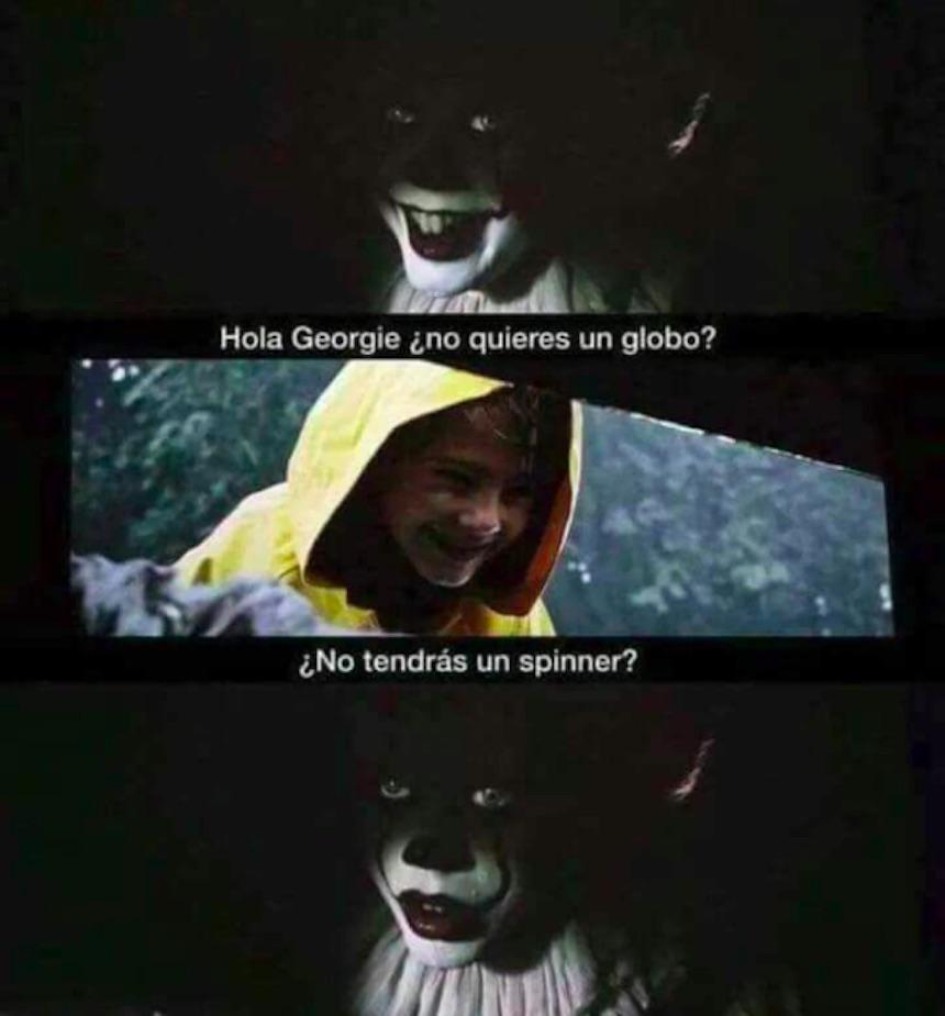 Memes de IT - Georgie