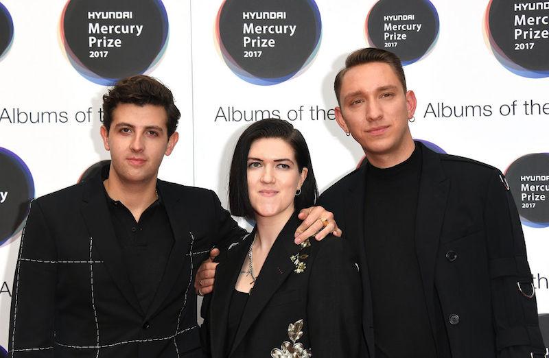 Revive las presentaciones de los Mercury Prize 2017: The xx, Sampha y más