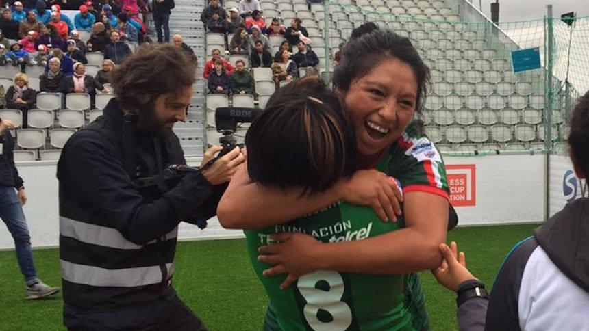 México Femenil se lleva el título en la Homeless World Cup