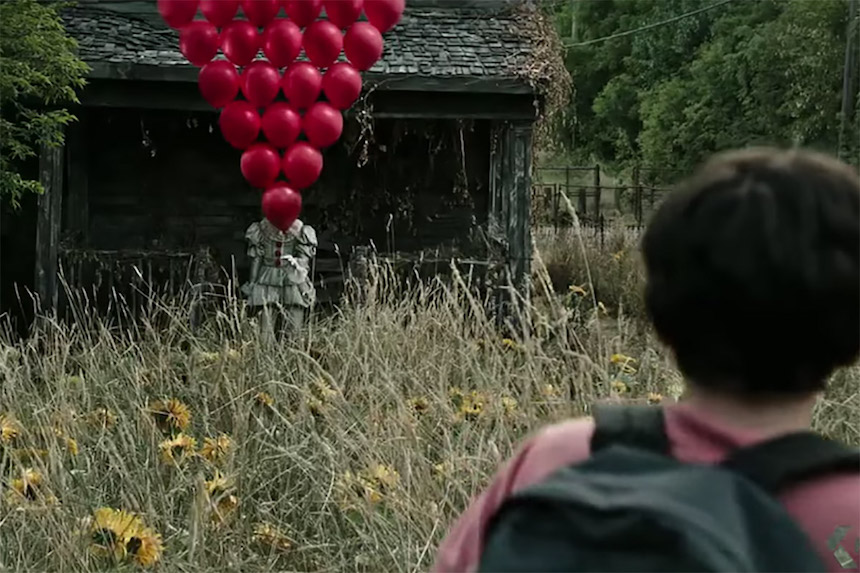 IT - Escena de Neibolt Street