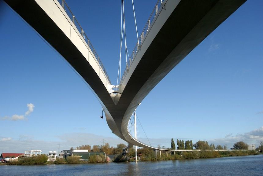 Los puentes más bellos - Nescio