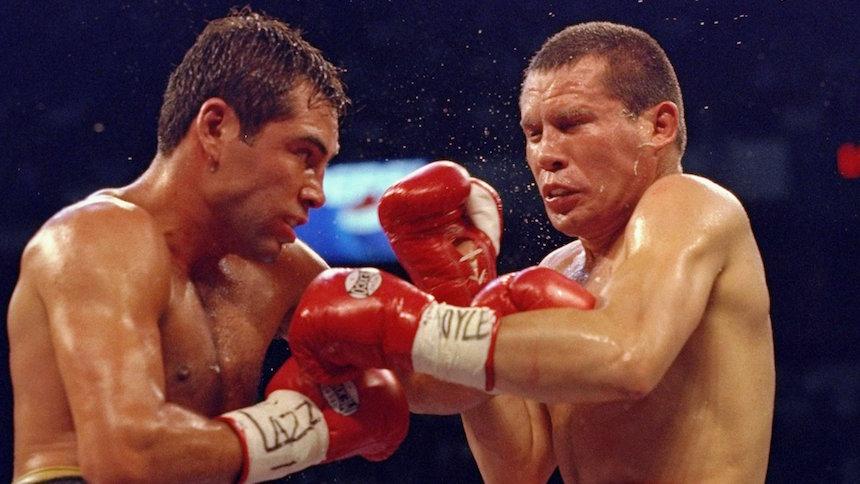 Las mejores peleas celebrando el 15 de septiembre